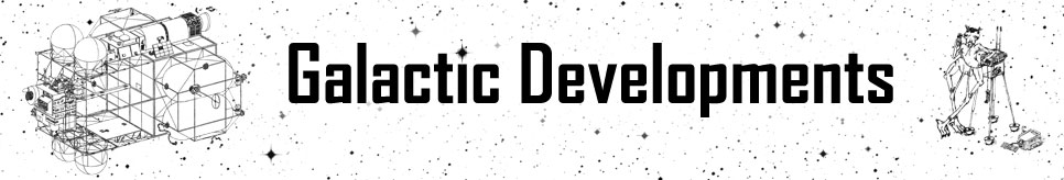 Galactic Developments Banner